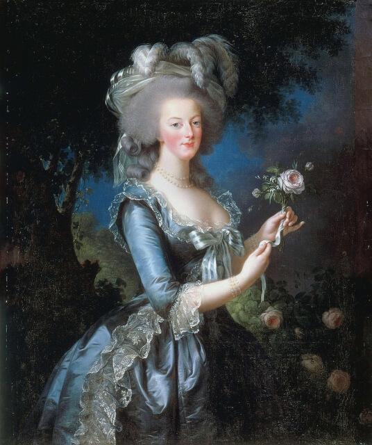 マリーアントワネット フランス王妃 ハプスブルク家