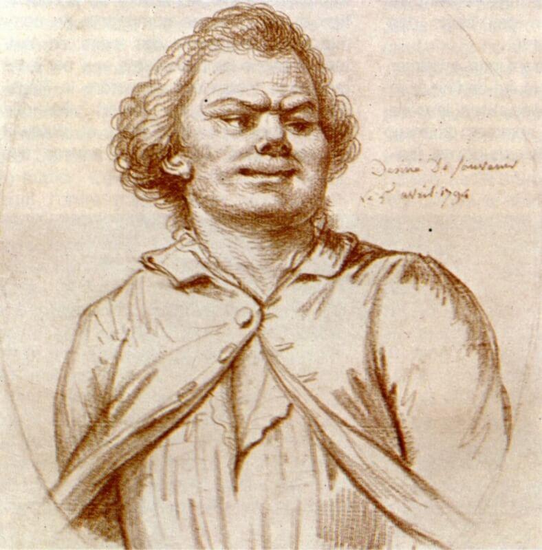 ジョルジュ・ダントン フランス革命の人物