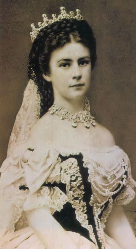 エリーザベト エリザベート オーストリア皇后