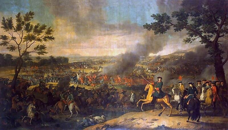 ポルタヴァの戦い ピョートル大帝 ロシアの歴史