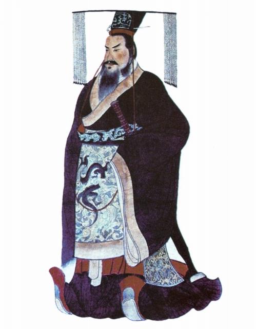 始皇帝 中国統一した皇帝