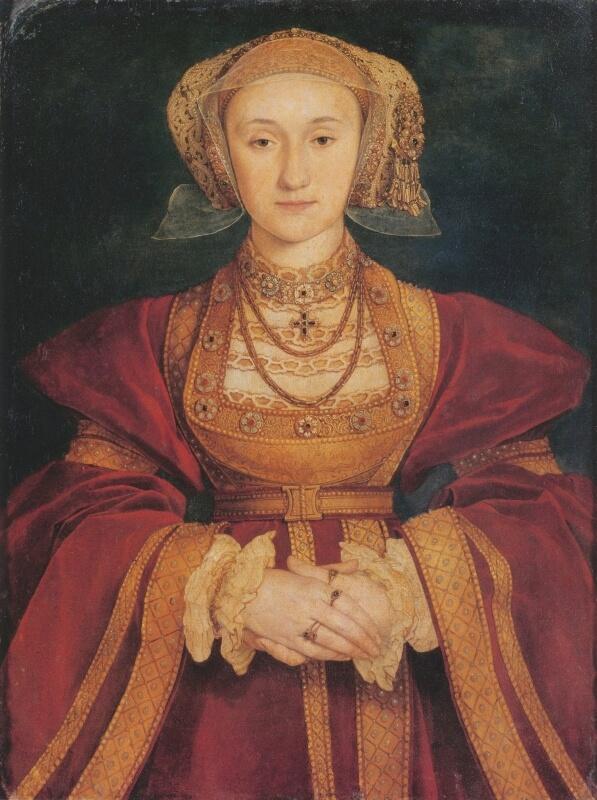 アン・オブ・クレーヴズ ヘンリー8世の妃