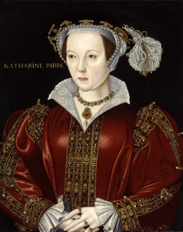 ヘンリー8世の6番目の妃 キャサリン・パー