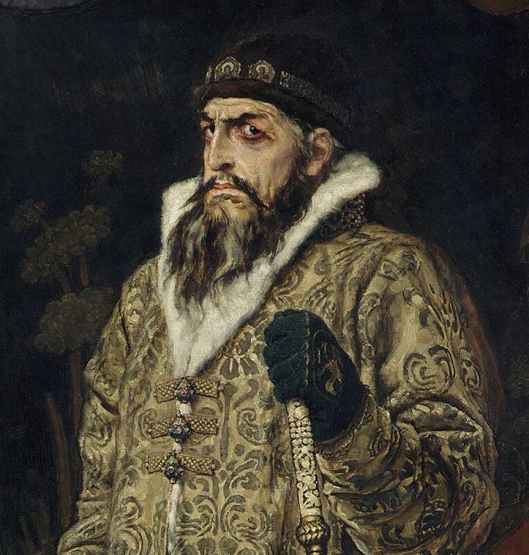 イヴァン雷帝 イヴァン4世 ロシアのツァーリ