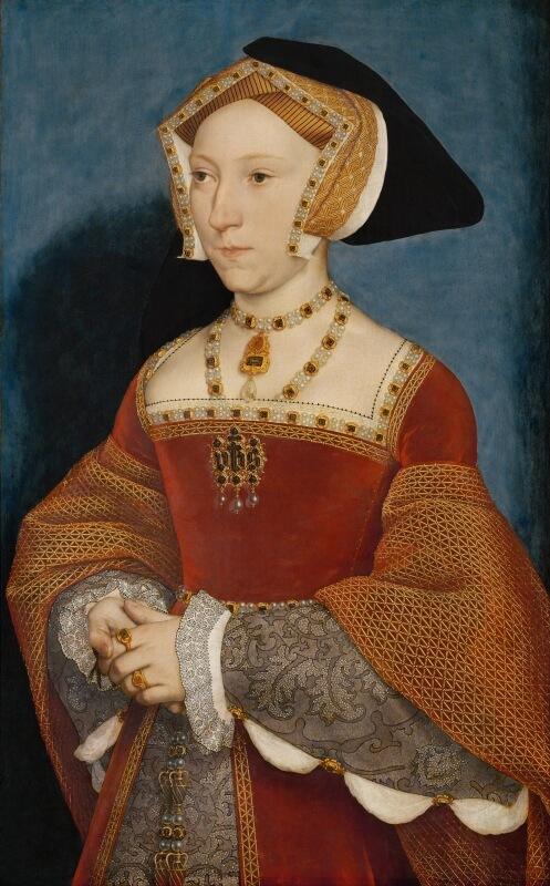 ジェーン・シーモア ヘンリー8世の妃