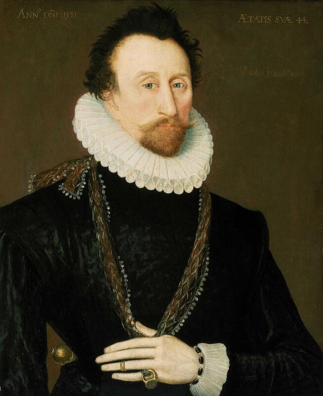 ジョン・ホーキンズ イングランドの海賊