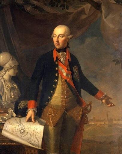ヨーゼフ2世 オーストリア 皇帝 マリア・テレジアの息子