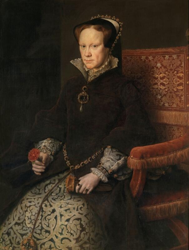 メアリー1世 イングランド女王