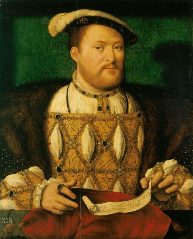 ヘンリー8世 イングランド王