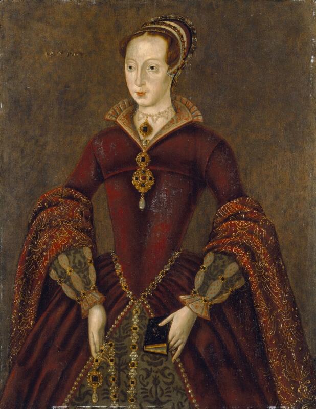 ジェーン・グレイ イングランド 九日間の女王