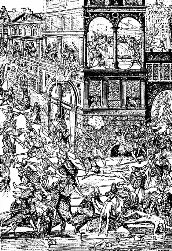 サン・バルテルミの虐殺