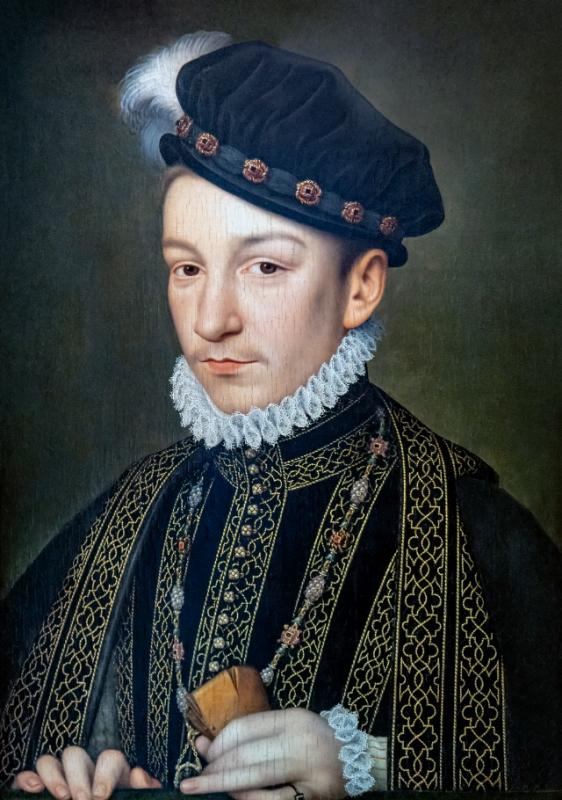 フランス国王 シャルル9世