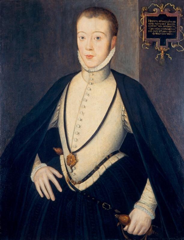ダーンリー卿ヘンリー・ステュアート
