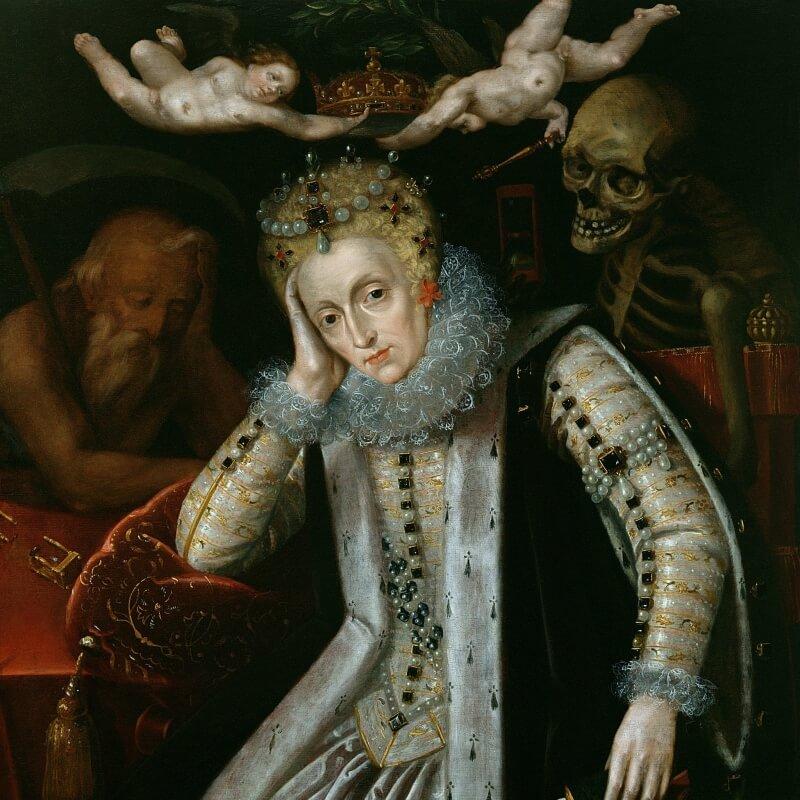 イングランド女王エリザベス1世 イギリス 歴史 人物