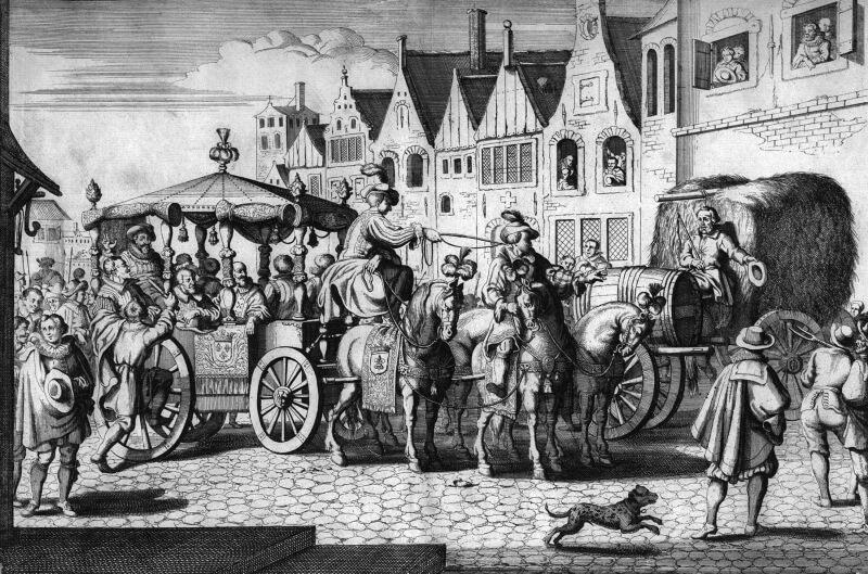 アンリ4世の暗殺 ラヴァイヤック