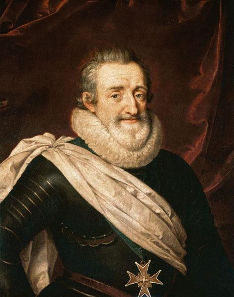 フランス国王アンリ4世/歴史の人物
