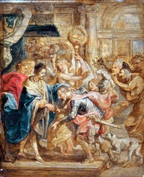 ナバラ王アンリとアンリ3世