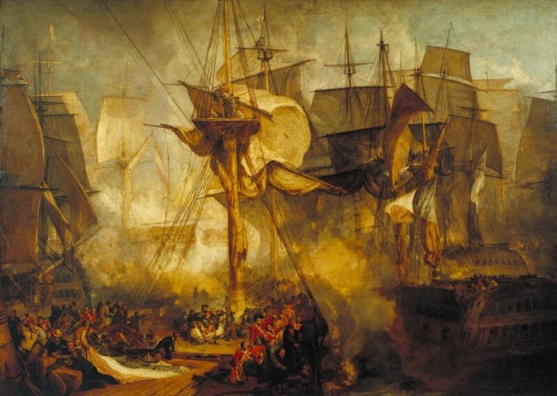 トラファルガーの海戦