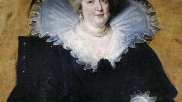 マリー・ド・メディシス フランス王妃 ルイ13世と対立した母后 アンリ4世の妃