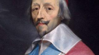 フランス国王ルイ13世に仕えたリシュリュー