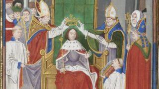 エドワード3世の戴冠式